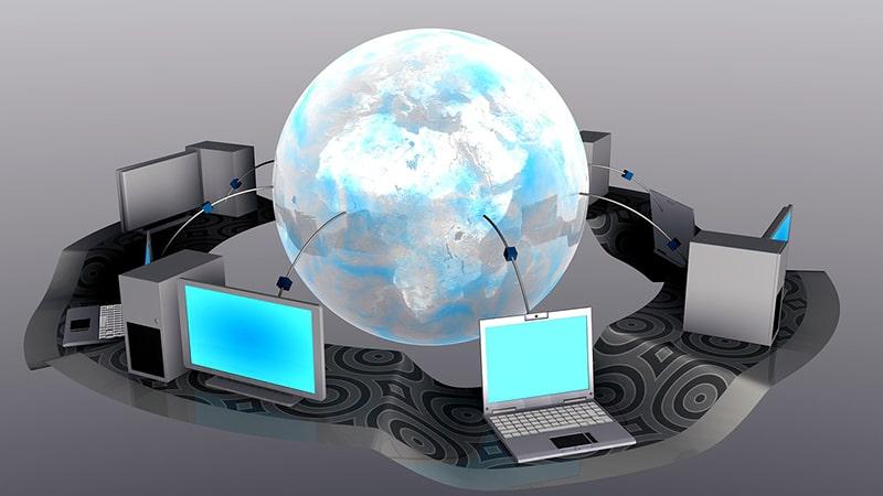 ネットワークエンジニア イメージ